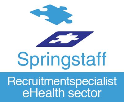 werving \u0026 selectie springstaff recruitment partner in ehealthlogo springstaff klein